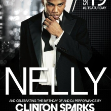 Lure Hollywood Nightclub Featuring Nelly