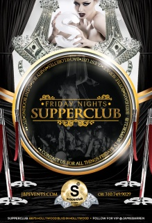Supperclub LA Friday September 11