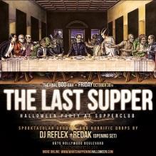 Halloween 2015 Supperclub LA Party