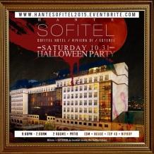Hotel Sofitel LA Halloween 2015