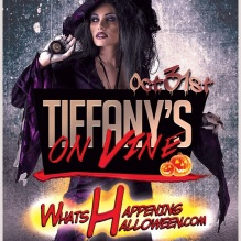 Nightmare on Vine Tiffanys Halloween