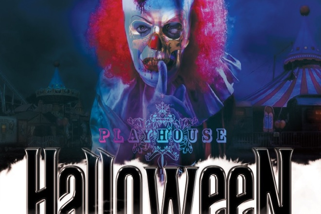 Playhouse Nightclub Halloween 2015