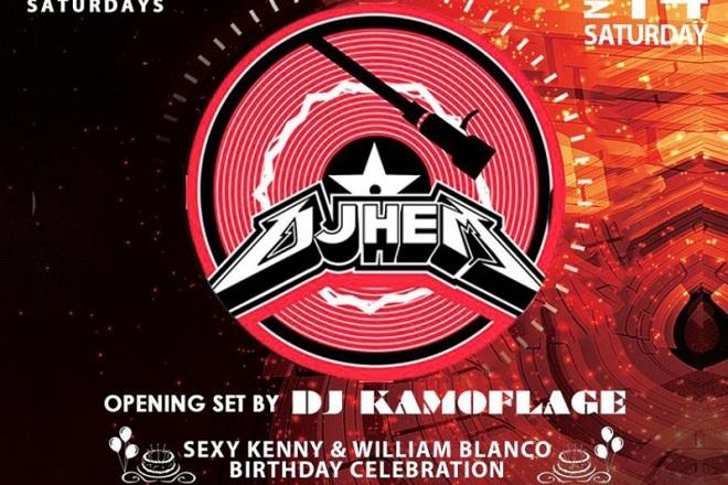 Lure Nightclub Saturday November 14