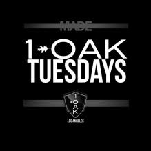 1 OAK Tuesdays Los Angeles