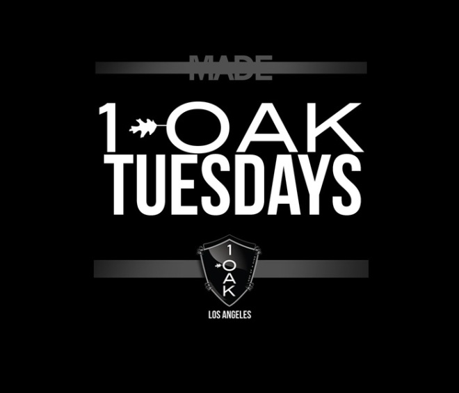 1 OAK Tuesdays Los Angeles
