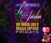 Le Jardin LA Top Friday Club
