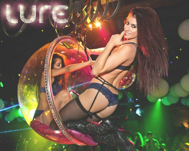 Lure Hollywood Top Saturday Nightclub