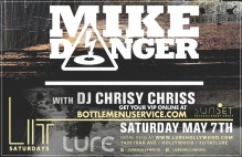 Lure Nightclub Saturday May 7th