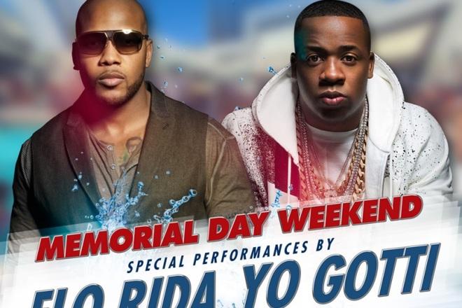 Memorial Weekend Saturday Las Vegas Event