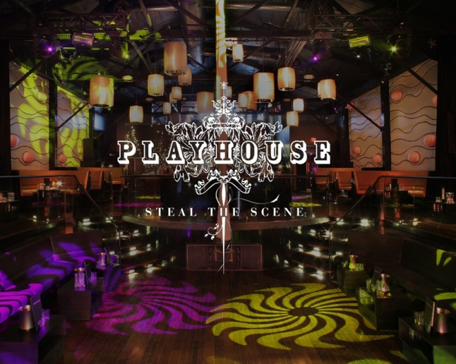 Playhouse Hollywood Top Friday Night Club