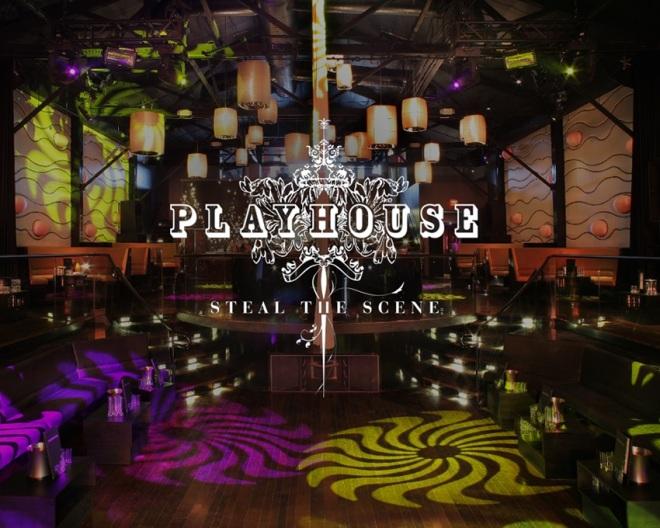 Playhouse Hollywood Top Friday Night Club