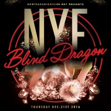 2017 Blind Dragon NYE