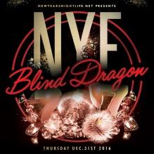 2017 Blind Dragon NYE