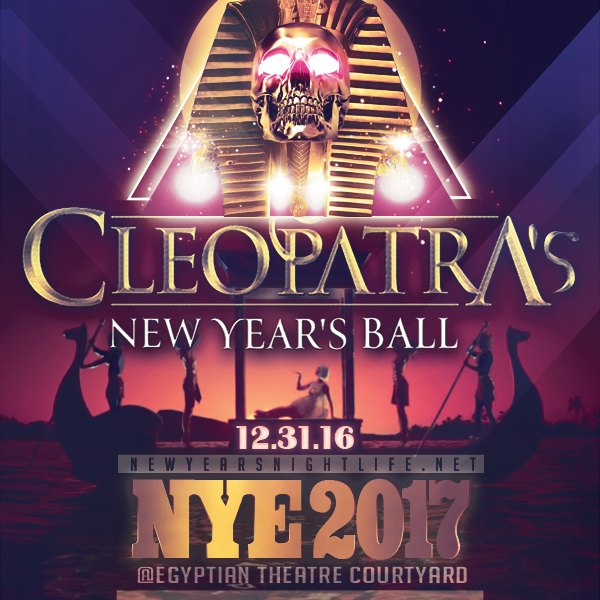 Cleopatra LA New Years
