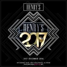 Henrys LA New Years