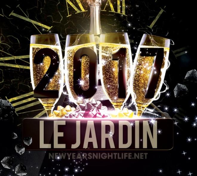 Le Jardin LA New Years 2017