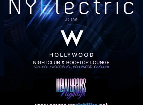NYElectric W Hotel Rooftop 2017 Tickets