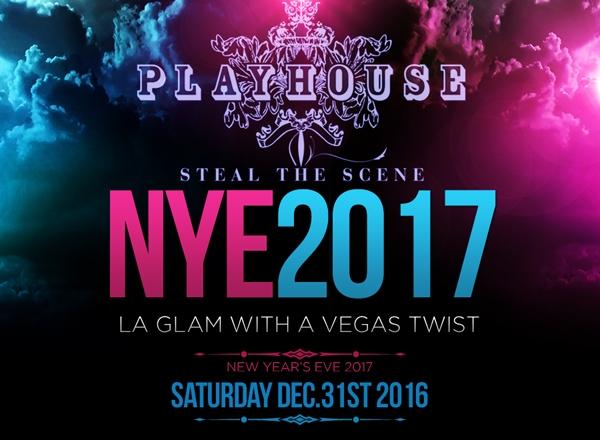 Playhouse Hollywood NYE