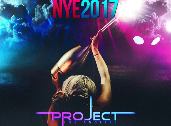 Project Nightclub New Years