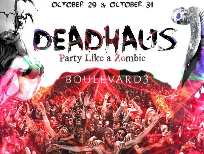 Boulevard3 Halloween 2016 Deadhaus