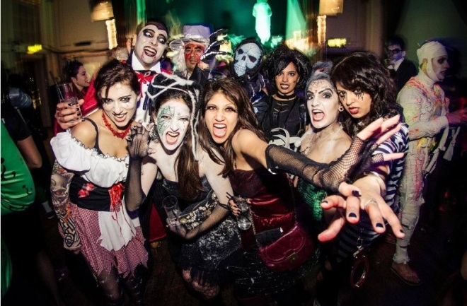 Complete Roundup LA Top Halloween Happenings 2016