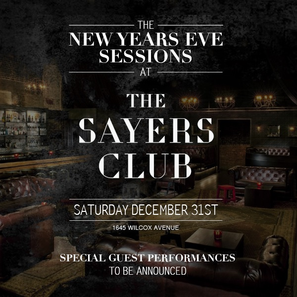 2017 Sayers Club Party NYE
