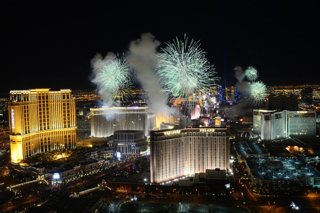 Everything Las Vegas Whats Happening New Years Events