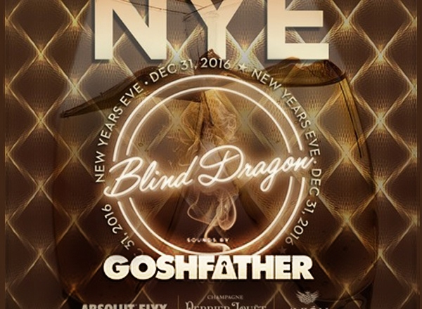 Blind Dragon NYE New Years