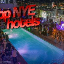 Top Ranked LA Hotel New Years Events