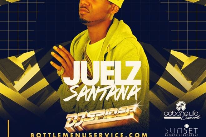 Juelz Santana Performs Lure Hollywood Saturdays