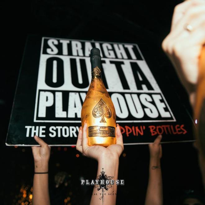 Playhouse Hollywood LA Top Friday Night Club