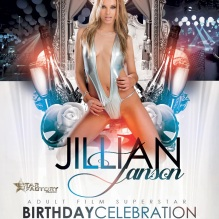 Jillian Janson Adult Star Birthday Club Lure