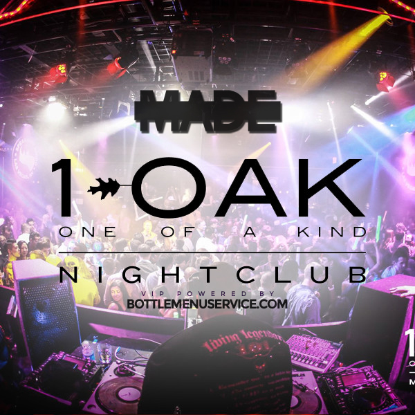 1 OAK Tuesdays at 1 OAK LA