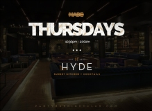 Hyde Thursday Nights at Hyde Sunset