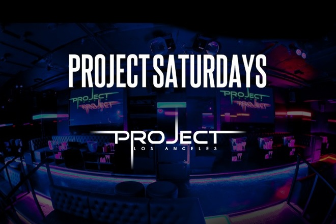Project Saturday Nights at Project LA