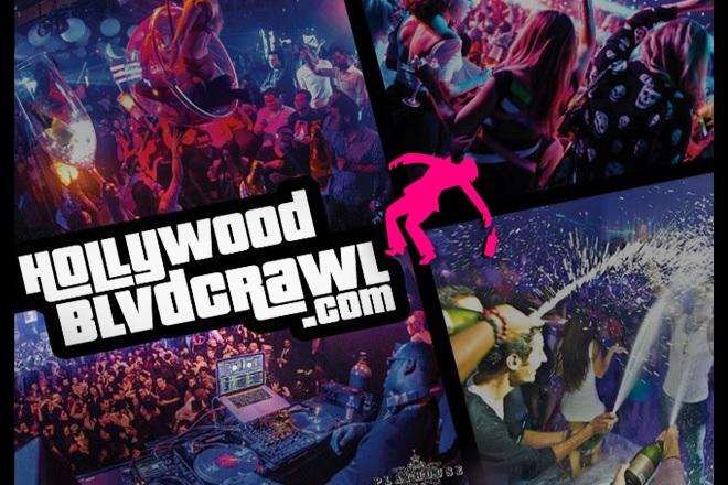 Hollywood VIP Club Tour