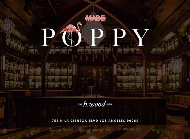 Poppy Friday Nights at Poppy Nightclub